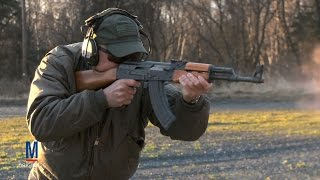 Video How To: MP44 Vs. AK-47 Vs. M16