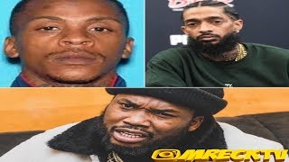 Meek Mill Has Words With Nipsey Hussle's Alleged..