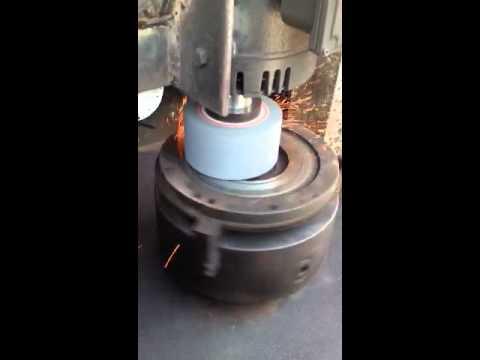 Rectificadora de volante clutch