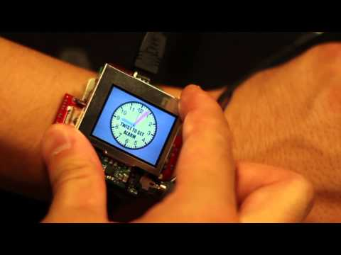A Joystick-Inspired Interface Could Solve Smartwatches' Biggest Problem