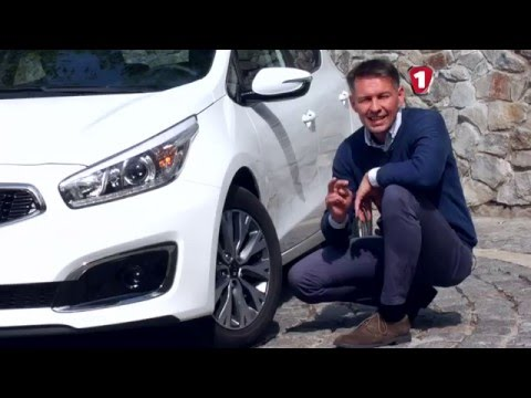Kia  Ceed Sportswagon Универсал класса C - тест-драйв 1