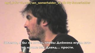 Иэн Сомерхолдер, Ian Somerhalder Part 3