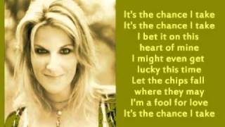 Trisha Yearwood - The Chance I Take ( + lyrics 1996)