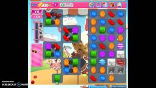 Candy Crush Level 1649 help w/audio tips, hints, tricks