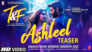 Ashleel Song Lyrics in English– Tuesdays and Fridays