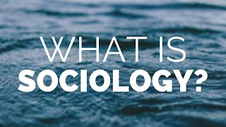 What is Sociology? A Brief Introduction to Sociology.
