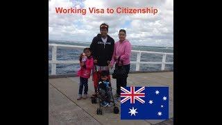 PAANO MAG-MIGRATE SA AUSTRALIA? WORKING VISA!