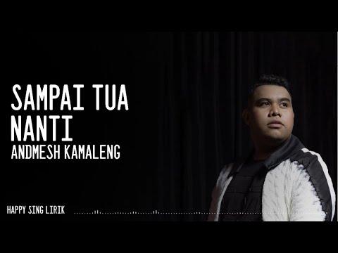 Andmesh Kamaleng - Sampai Tua Nanti (Lirik)