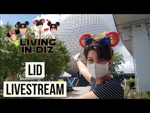 Live: Epcot Saturday Fun Live Stream | Walt Disney World