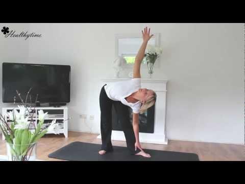 Bewegungstherapie in Osteochondrose Video-