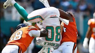 NFL Unnecessary Roughness #3 || Dirty Illegal Hits