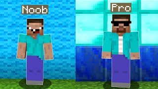 Minecraft: NOOB VS PRO HIDE AND SEEK!! - Morph Hide And Seek - Modded Mini-Game