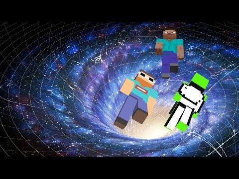 Minecraft, But Gravity Changes Randomly