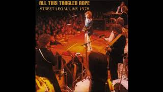 Bob Dylan - All This Tangled Rope (1978 compilation)