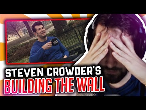 Reacting to Steven Crowder's