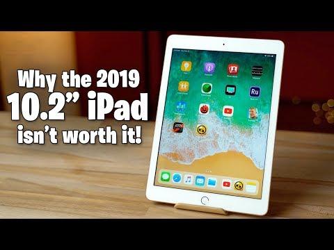 """DON'T Buy the New 2019 10.2"""" iPad!"""