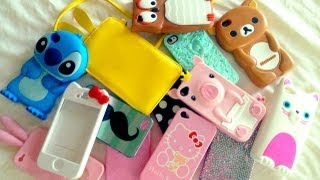 IPhone Case Collection! + Links On Where To Buy!
