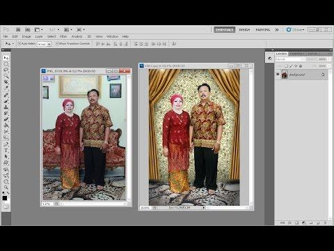Video Cara Mengganti Background Dengan Mudah Di Photoshop
