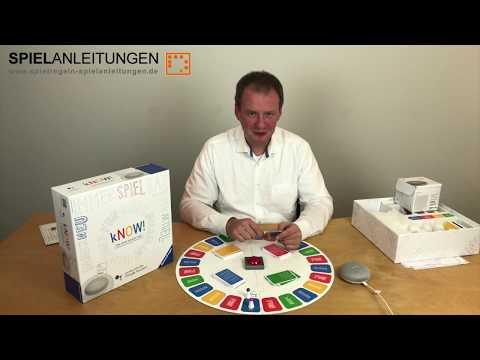 ᐅ kNOW! Quizspiel von Ravensburger mit Google Home Mini - Spielregeln