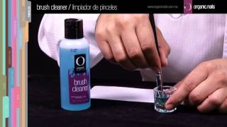 Brush Cleaner / Limpiador De Pinceles Organic Nails