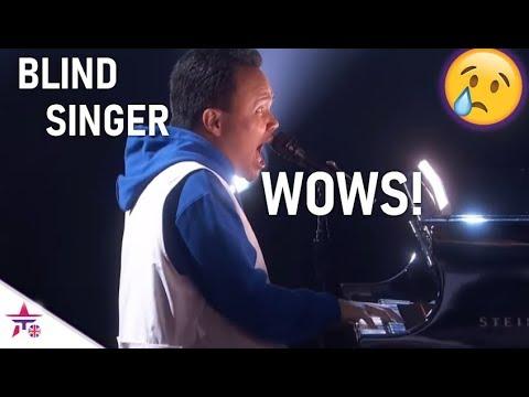 Kodi Lee: Blind Autistic Singer Leaves The World IN TEARS LIVE TV!| America's Got Talent 2019 (видео)