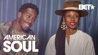 Fatima Robinson and Adrian Wiltshire Brought All the 70s Soul Dancing Spirit   American Soul