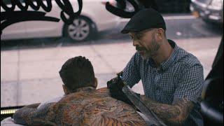 Tattoo Artist Chris Garver Creates Japanese Tattoo Inspired Art | Tattoodo