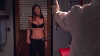 Jennifer Carpenter in Dexter (Debra Morgan)