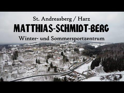 Luftaufnahmen vom Matthias-Schmidt-Berg in Sankt Andreasberg
