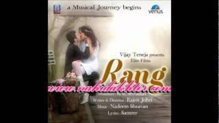 02 - Aaye Ho Abhi - Rang 2012. HD 320kbps. RIZ. - YouTube