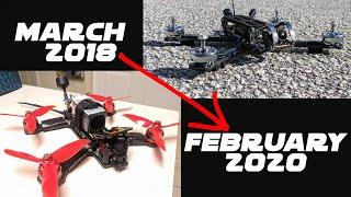 24 MONTHS of FPV | Flying progress ????