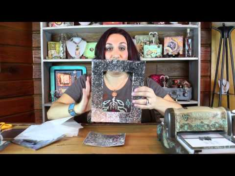 Vintaj Papercrafting: Make a Memorable Impression with a Frame