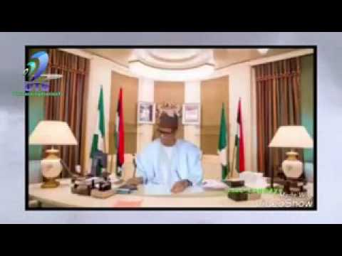 PRESIDENT BUHARI WARNS DINO MELAYE OVER CERT.