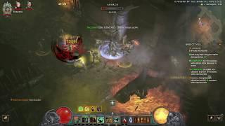 Diablo III Immortal King set Dungeon IX Torment master