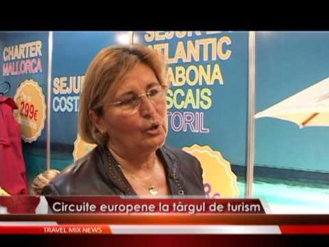 Circuite europene la târgul de turism