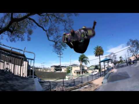 A Day at 14th Street Skate Park, Long Beach, CA