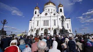 Relíquias de São Nicolau estão em Moscovo