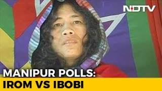 Irom Sharmila, After 16-Year Fast, Preps For Polls With Crowd-funding