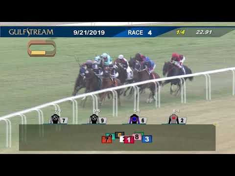 Gulfstream Park Replay Show | September 21, 2019
