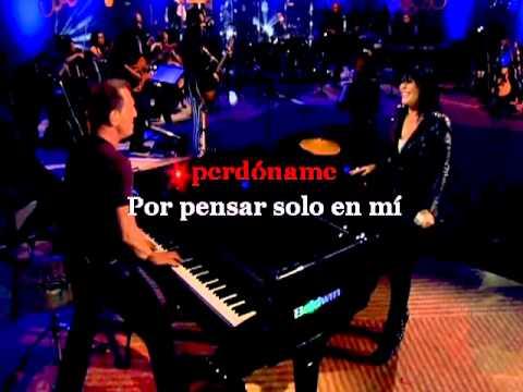 Franco de Vita & Alejandra Guzmán - Tan solo tú (con letra)
