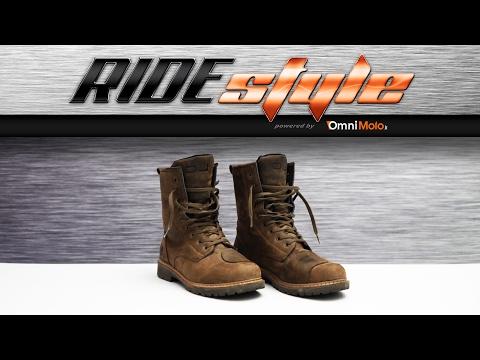 Stivali da moto OJ Sound | RideStyle