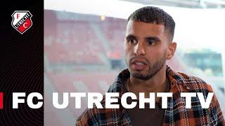 FC UTRECHT TV   Adam Maher te gast, de blik op sc Heerenveen-thuis