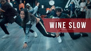 GYPTIAN   WINE SLOW   Choreography By Ysabelle Capitule   Filmed By @Alexinhofficial