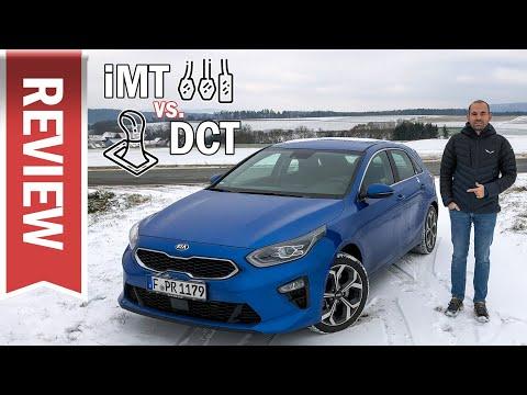 """Neues """"iMT"""" im Kia Ceed im Test: Elektronische Kupplung (Clutch-by-wire), Verbrauch & Vergleich DCT"""