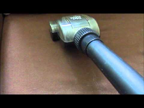 Review/Test Dirt Devil M219 Tierhaar Mini-Turbobürste Fellino