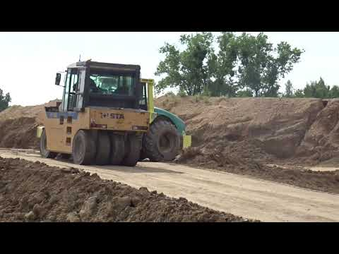 Budowa drogi ekspresowej S19 (obw. m. Kraśnik) - tydzień 01 - lipiec 2021 r.