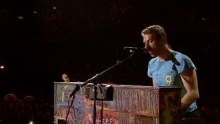 Coldplay   The Scientist (UNSTAGED)