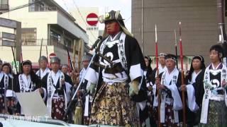 【兵庫】いざ討ち入り!マツケン登場に沸く、赤穂義士祭