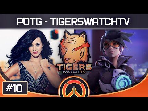 Overwatch : POTG - TigersWatchTV #10