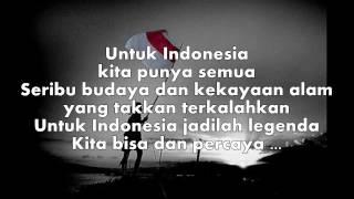 Superman Is Dead - Jadilah Legenda (lyrics On Screen)